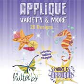 Applique Variety & More