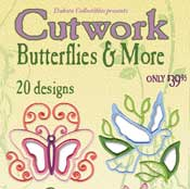Cutwork Butterflies And More