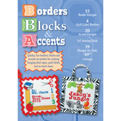 Borders, Blocks, And Accents