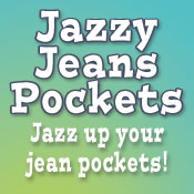 Jazzy Jean Pockets