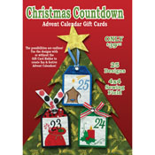 Christmas Advent Calendar Ornaments