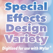 Mylar - Special Effects Design Variety