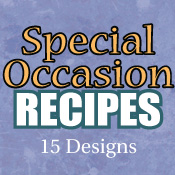 Special Occasion Recipes (5x7)