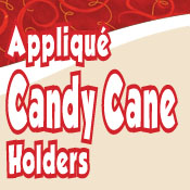 Christmas Candy Cane Holders